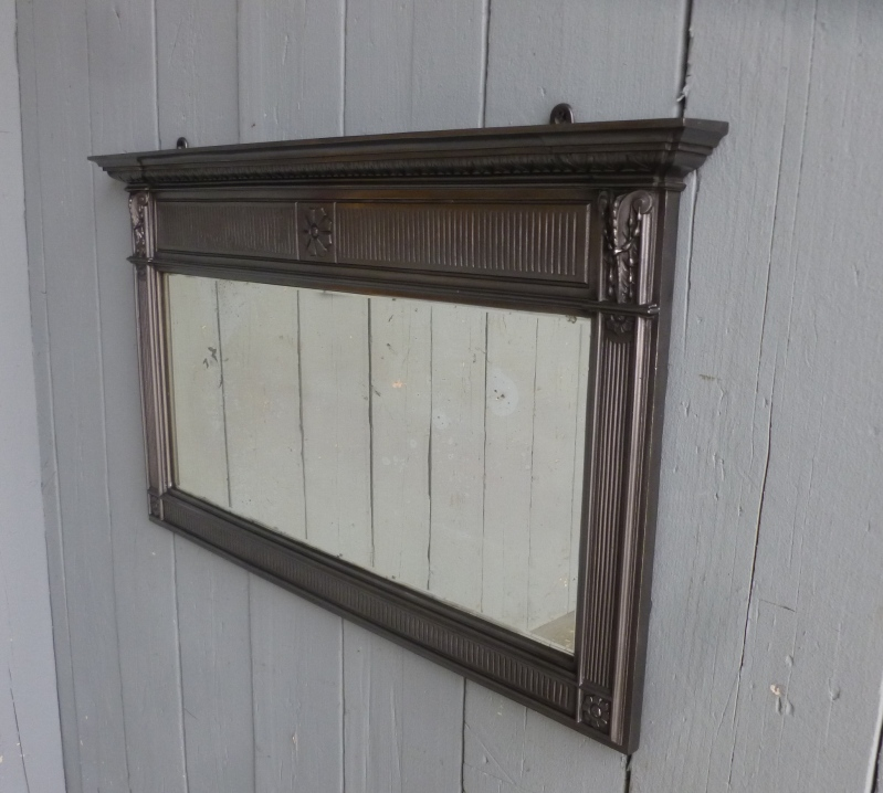 Antique Overmantle Mirror,regency style,regency,overmantle,mirror,antique,cast iron,ukaa,buy,fireplace shop,antique,sell,shop,online,for sale,ukaa,uk,cannock wood,staffordshire,midlands,fireplace,6623