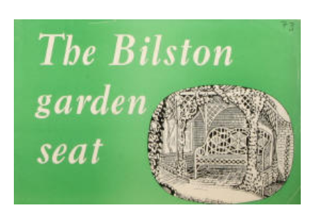 Edward Bawden Garden Tables, Chairs And Tables in the Bilston Style are fully refurbished