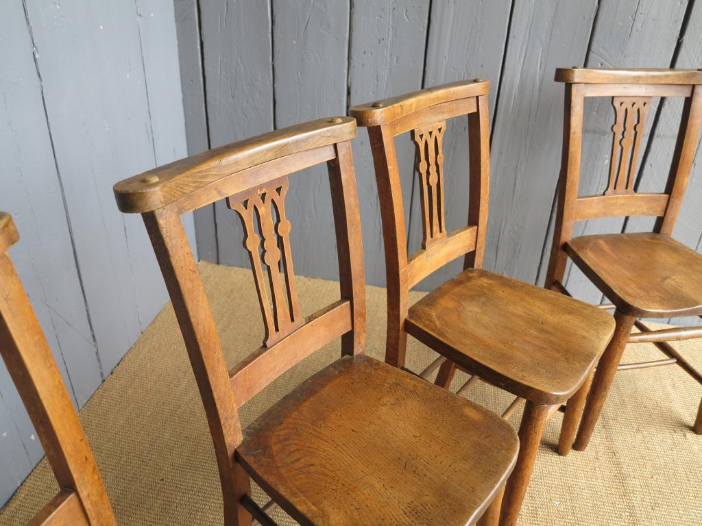 chairs bryants hill antique church kitchen restaurant or dining chairs