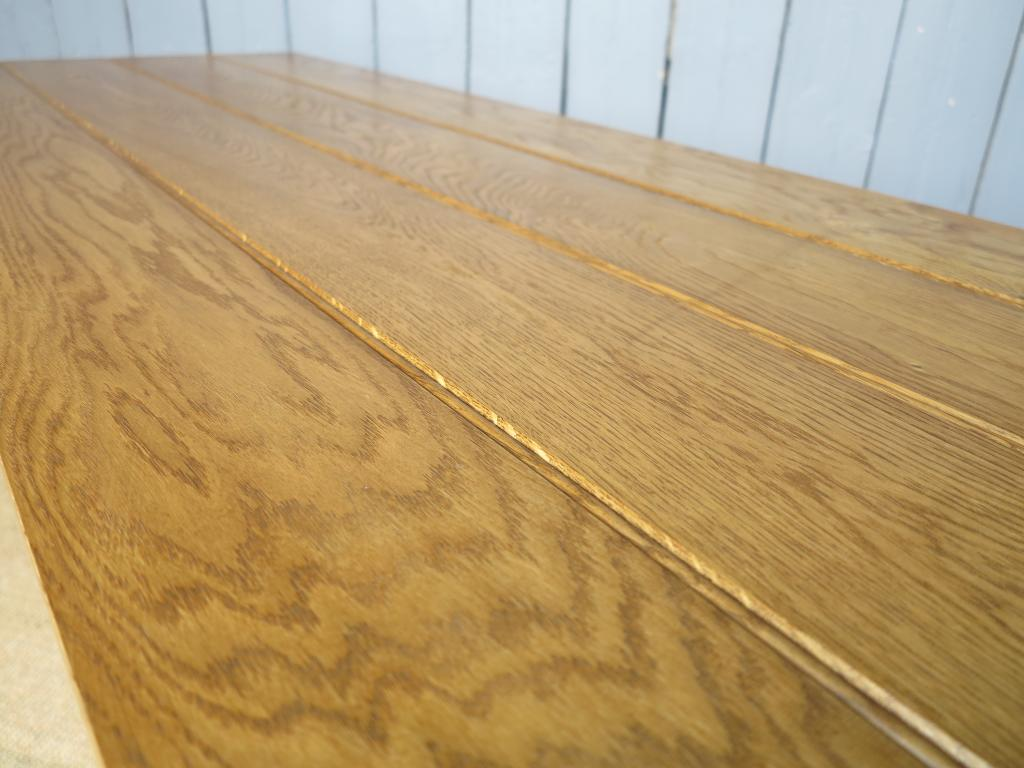 Made To Measure Tables A Frame Table Jacobean Wax Oak Table Oak Table . Full resolution  photograph, nominally Width 1024 Height 768 pixels, photograph with #AC7D20.