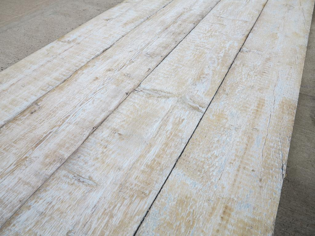 Reclaimed Antique Re Sawn Square Edged Pine Wide