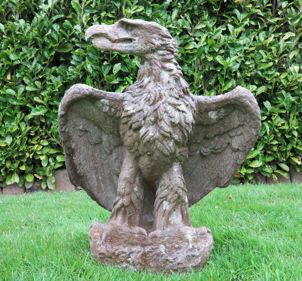Original Antique Austin And Seeley Animal And Bird Statuary available for delivery from Staffordshire