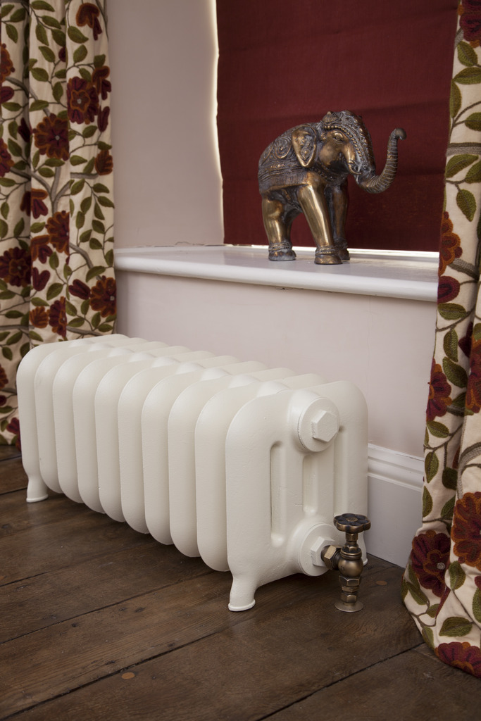 Cast Iron 4 Column Duchess Radiator made by Carron and Sold Worldwide by UKAA