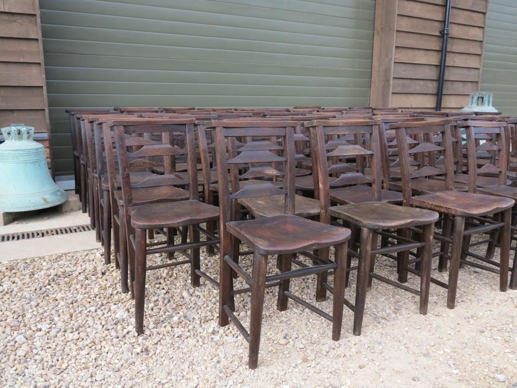 42 Available Orginal Church Chairs With Book Holder Kitchen Dining Chair EBay