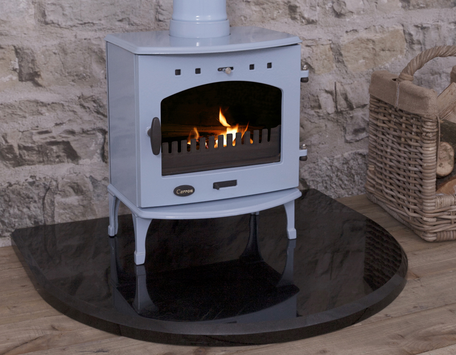 HEF291 Carron Granite Stove Hearth are available for next day delivery