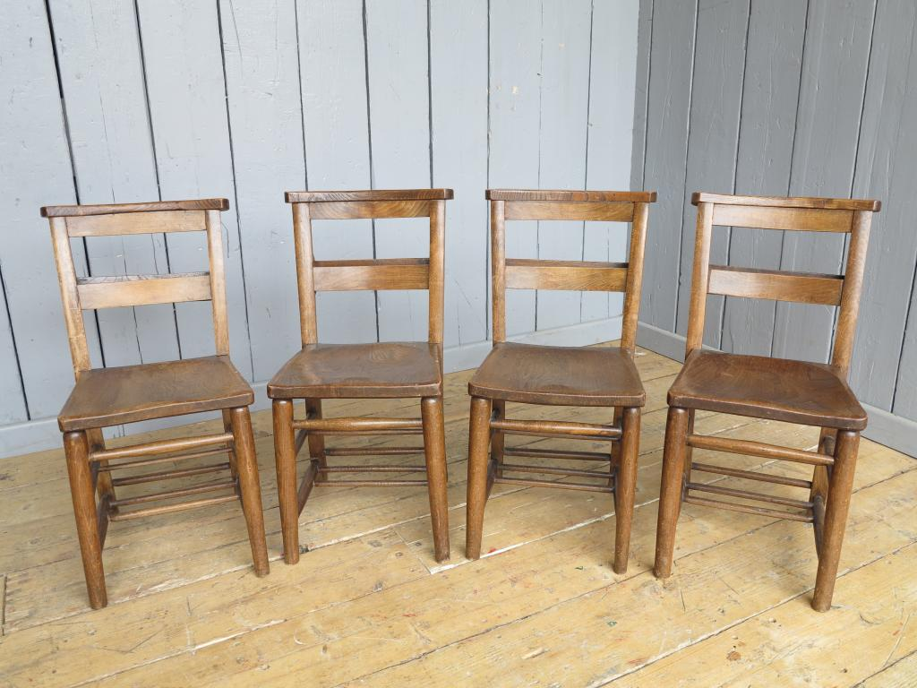 2 Available Original Church Chairs Kitchen Dining Chapel Chair Restaurant