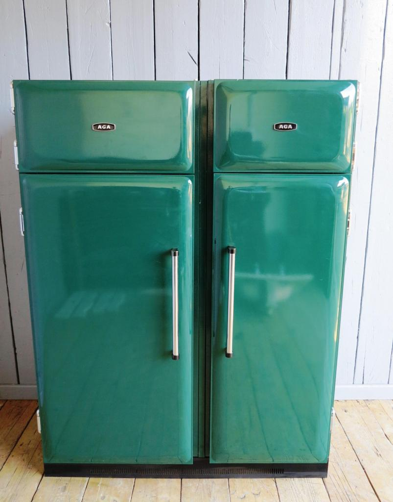 Original Reconditioned Aga Fridge And Freezer Available to Buy in our Warehouse