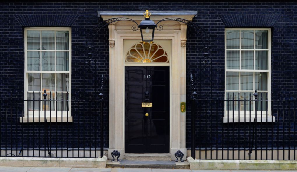 Door Furniture like 10 downing street is available from UKAA