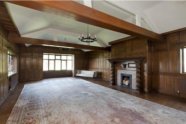 Reclaimed Antique Original Oak Panelling Is Available From Our In Staffordshire
