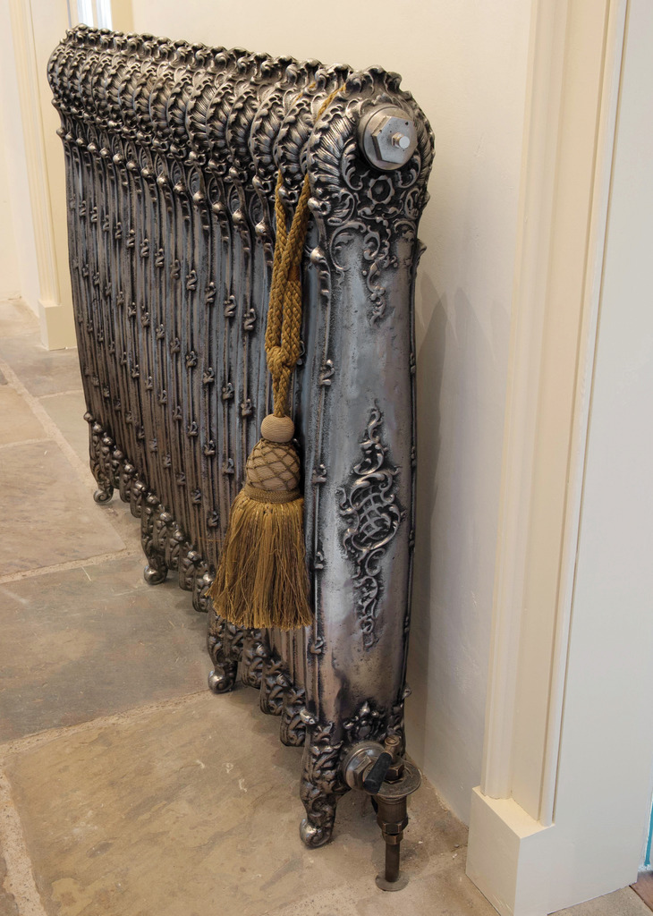 Cast Iron Antoinette Radiator made by Carron and Sold Worldwide by UKAA