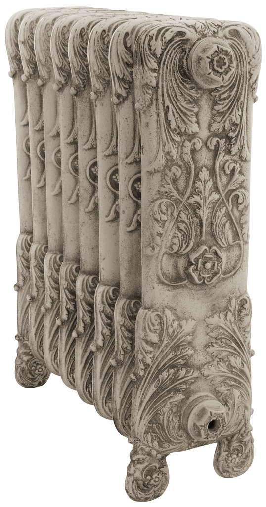 Cast Iron Ornate Radiator made by Carron and Sold Worldwide by UKAA