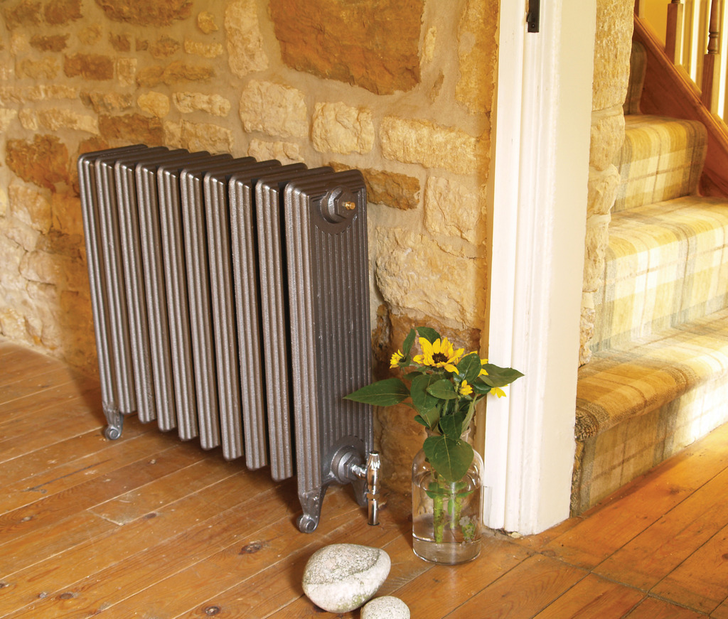 Churchill Style Painted Radiator made by Carron and Sold Worldwide by UKAA