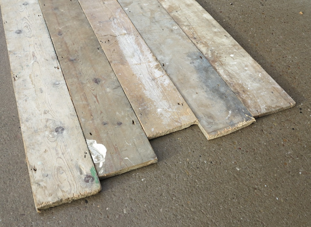 Reclaimed Vintage Pine Old Wooden Flooring For Sale at UKAA