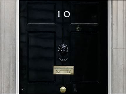 The front door of no10 downing street for 10 downing street front door paint