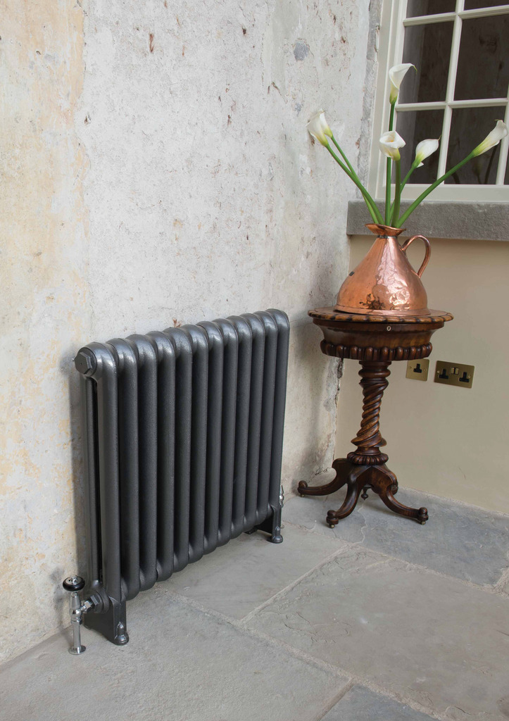 Cast Iron Painted Cromwell Radiator made by Carron and Sold Worldwide by UKAA