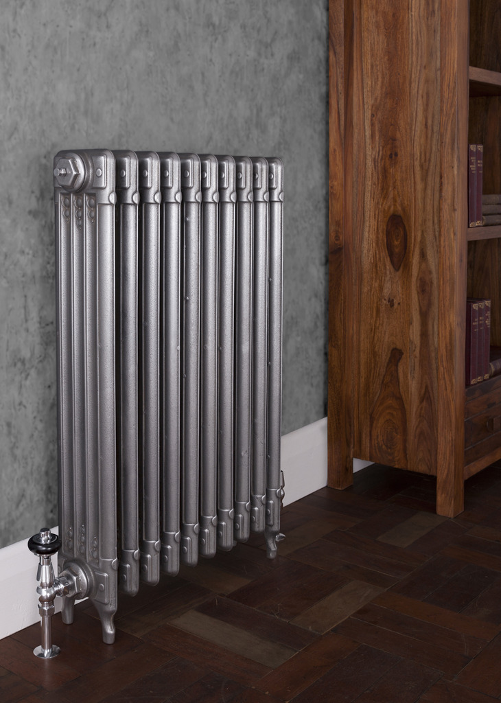 Cast Iron Deco Radiator made by Carron and Sold Worldwide by UKAA