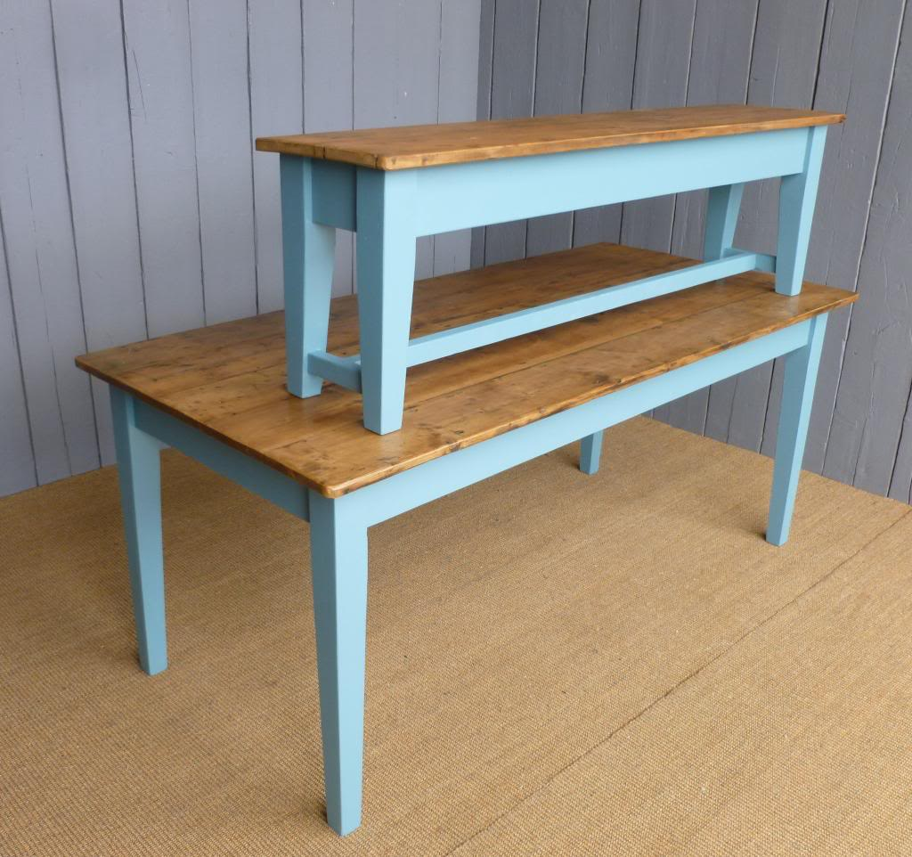 Reclaimed Bench made by UKAA