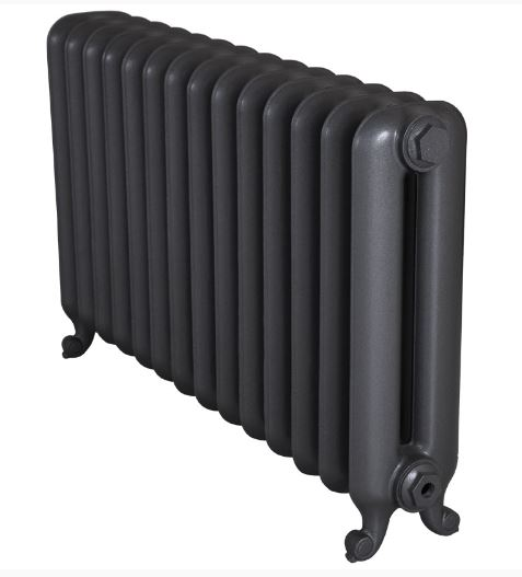 Traditional Carron Cast Iron Radiators at UKAA for sale Ideal for Modern or Period Victorian Homes.