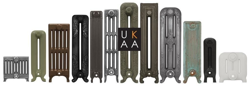Carron Radiators from UKAA