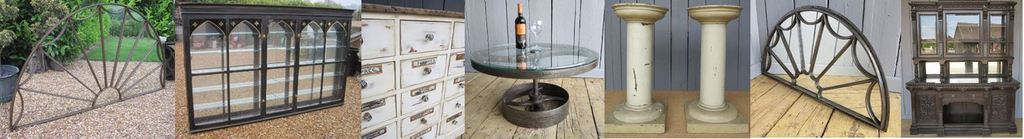 UKAA Have Available a Selection of British Vintage and Traditional Antique Furniture Reclaimed from Properties Throughout the UK which can be Viewed Online.