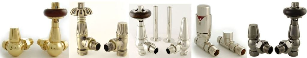 Purchase Traditional Thermostatic Radiator Valves Online