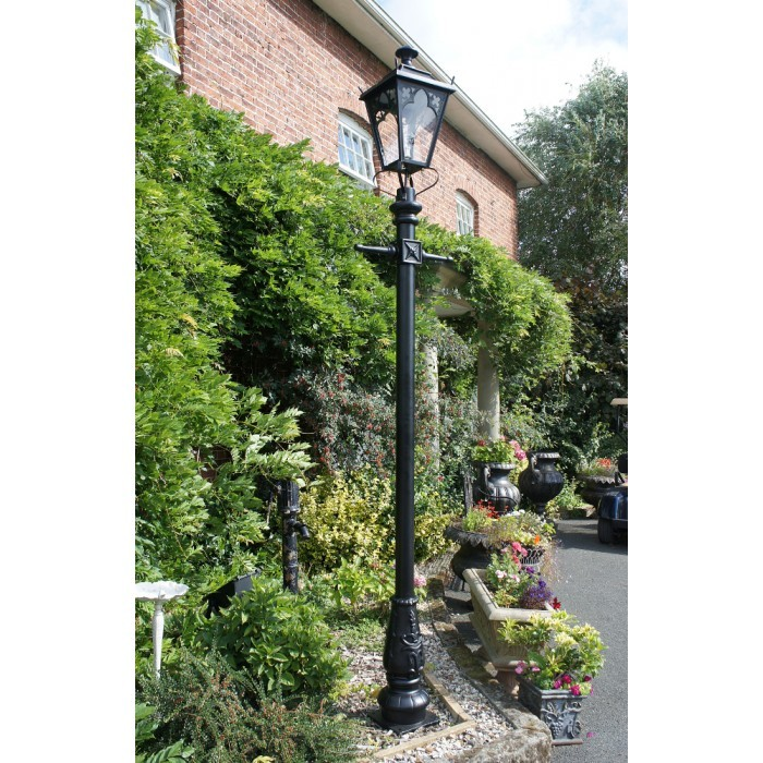 View & Buy Traditional Victorian Cast Iron Lanterns & Lampposts Perfect to Use as Patio, Garden, Driveway or Security Lighting Perfect for Period Properties