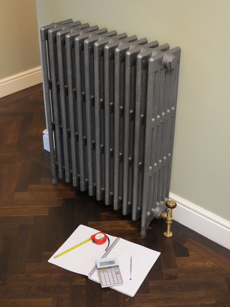 Bespoke Cast Iron Radiators Available at UK Architectural Antiques Ltd