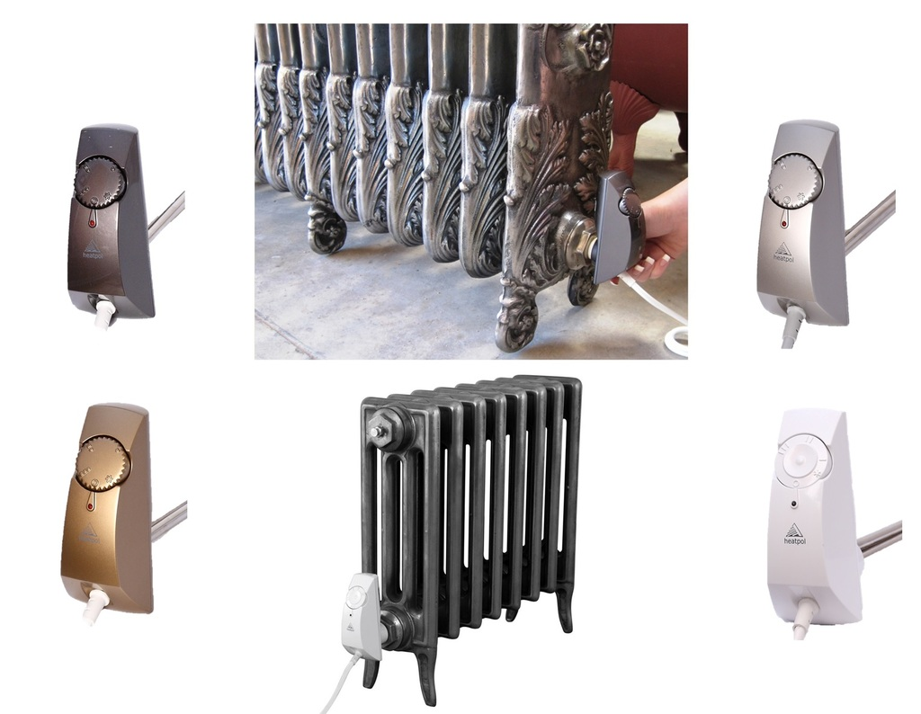 Electric Cast Iron Radiators Made to Your Exact Requirements