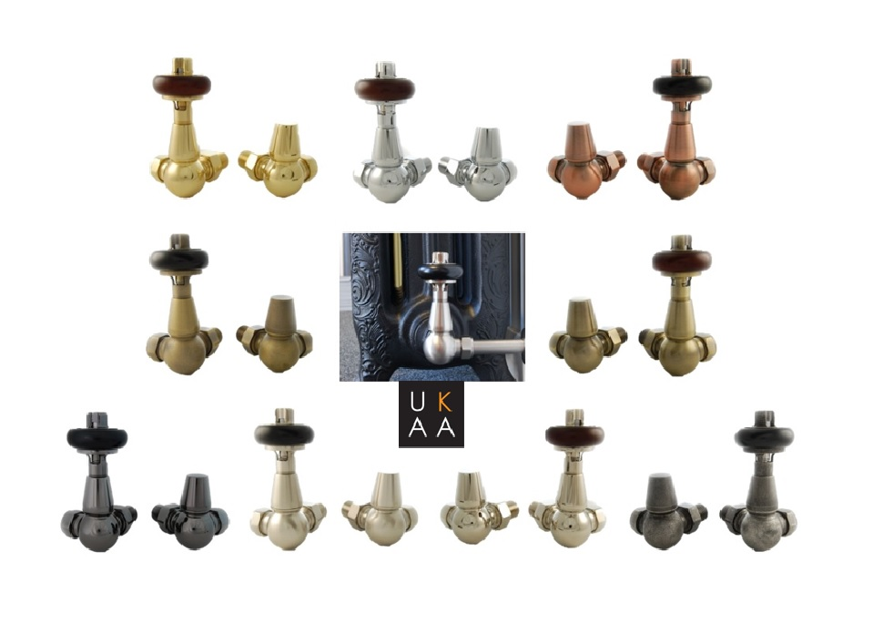 Corner Radiator Valves are In Stock at UKAA