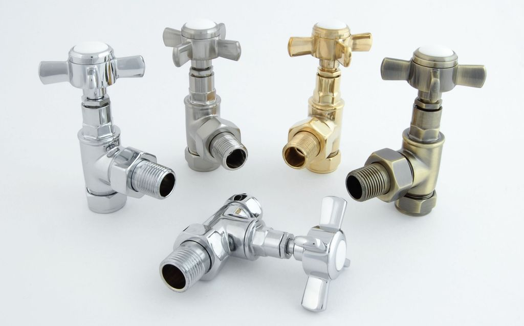 Towel Rail Valves Available at UKAA in Staffordshire