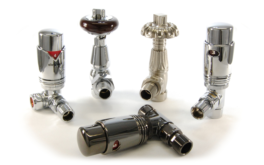 Discover Antique Thermostatic Radiator Valves at UKAA