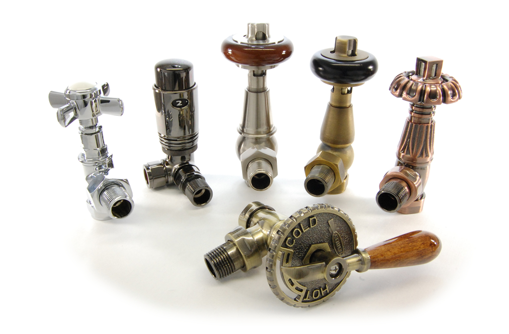 Radiator Thermostatic Valves available to view and buy at UKAA