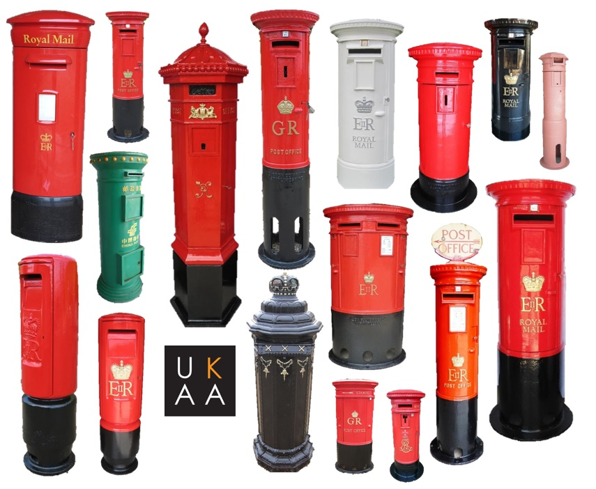 Pillar Box Available at UKAA