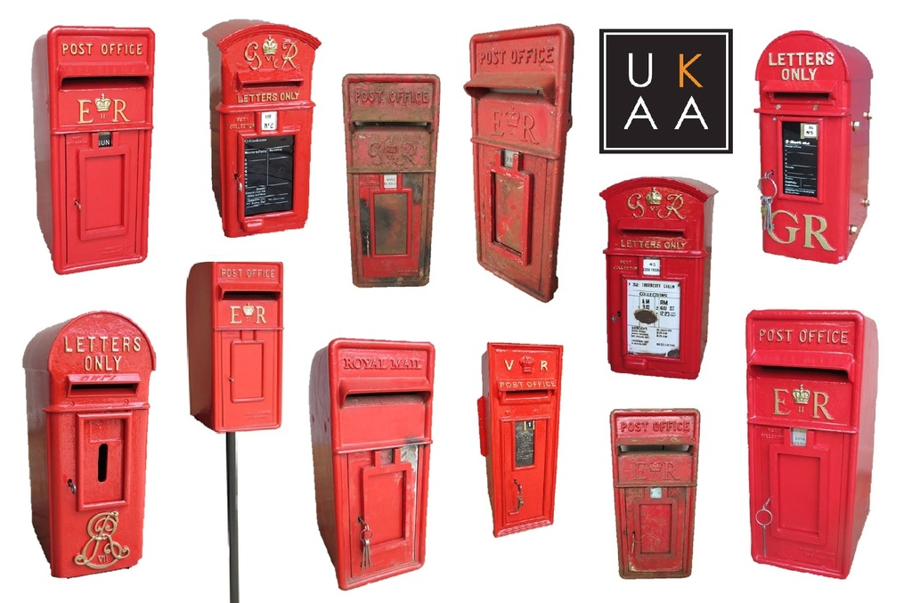 Vintage Mail Boxes Available at UKAA