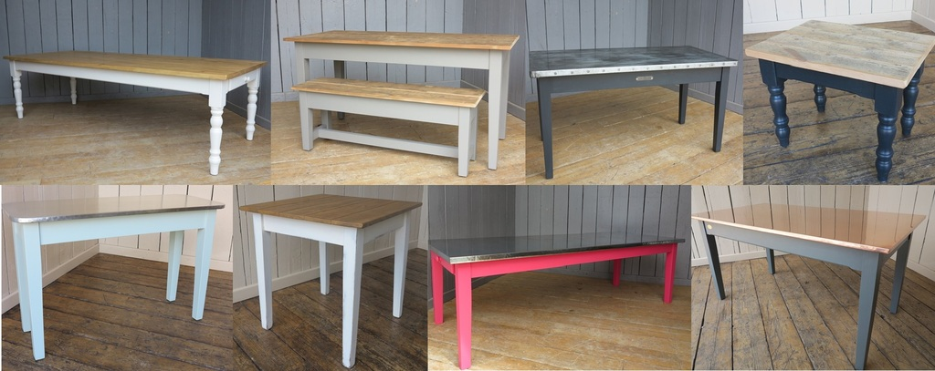 Bespoke Dining Tables Available at UKAA