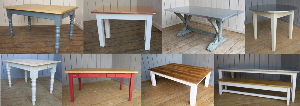 Bespoke Dining Table available to Buy at UK Architectural Antiques
