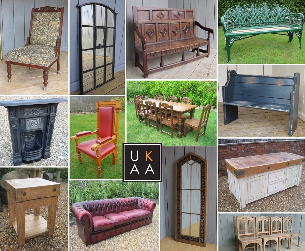 Antique Furniture Available at UKAA