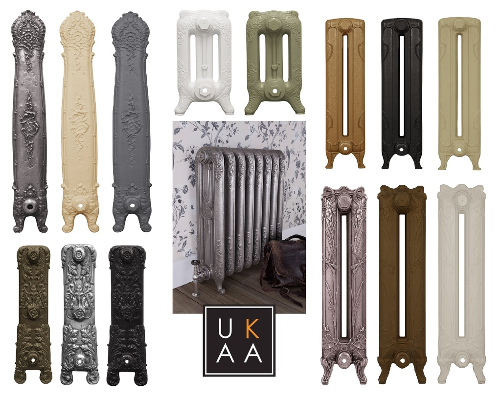 Vintage Radiators in Stock at UKAA