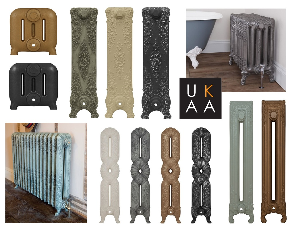 Old Style Radiators Available at UKAA