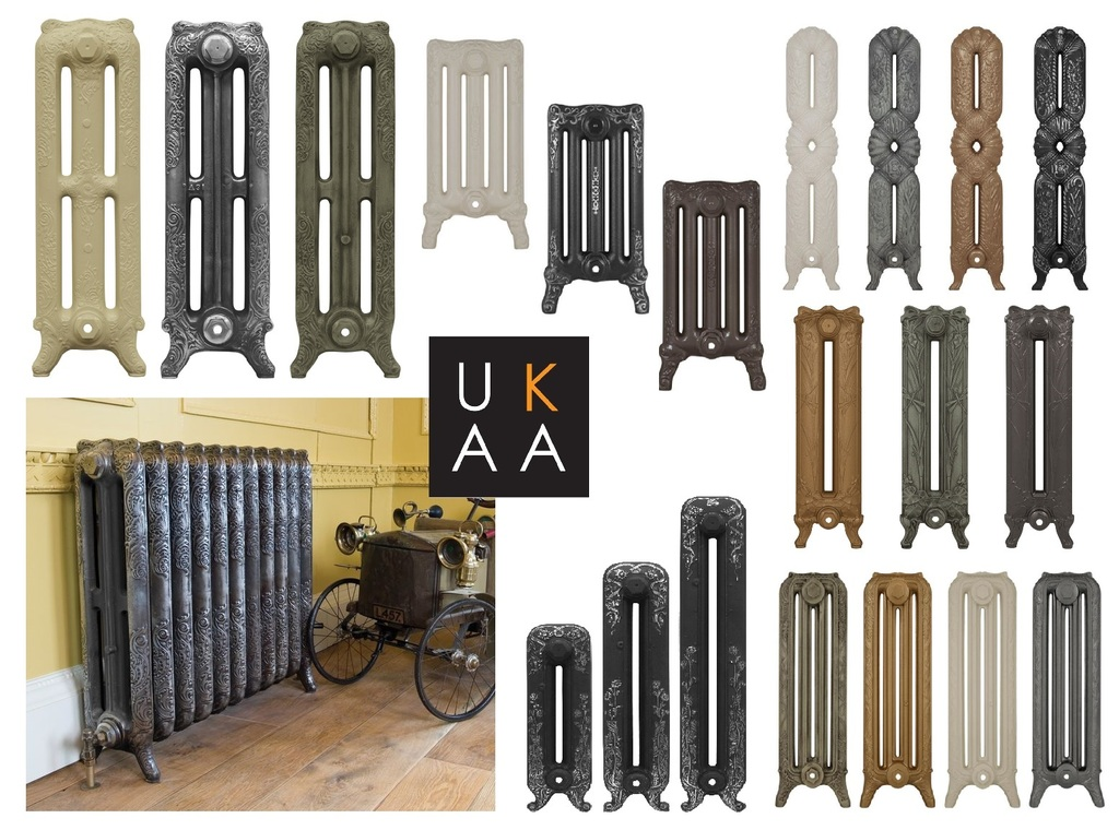 Antique Radiator available to view at UKAA