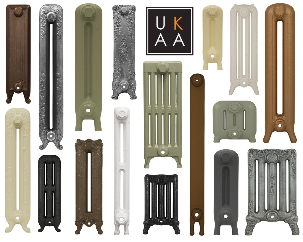 Old Fashioned Radiators available to view at UKAA
