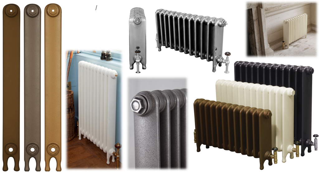 Cast Iron Radiators for Sale at UKAA