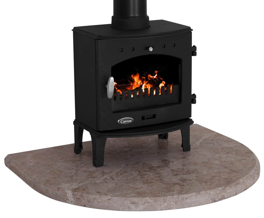 UKAA supply Carron cast iron multifuel stoves which are available in a selection of colours. They come with a free 60cm stove pipe and can be delivered within mainland UK free of charge