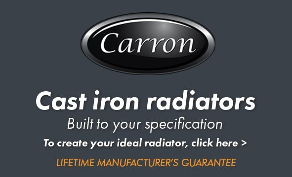 Build your Bespoke Cast Iron Radiators Online