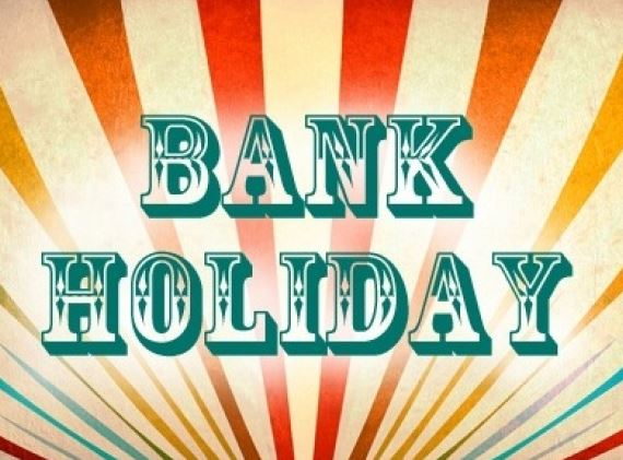 At UKAA are open on bank holiday Monday 28th May 2018