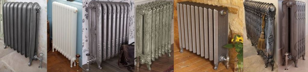 UKAA supply cast iron radiators manufactured by Carron. These radiators can be bespoke made to suit your requirements. Alternatively you can have next day delivery on our radiators to go.