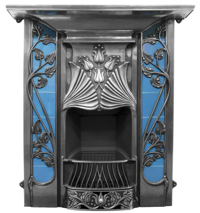 At UKAA we sell Carron cast iron fireplaces cast from original sand moulds. These Victorian and Edwardian style fireplaces are in stock and ready for FREE next day delivery wtihin the UK