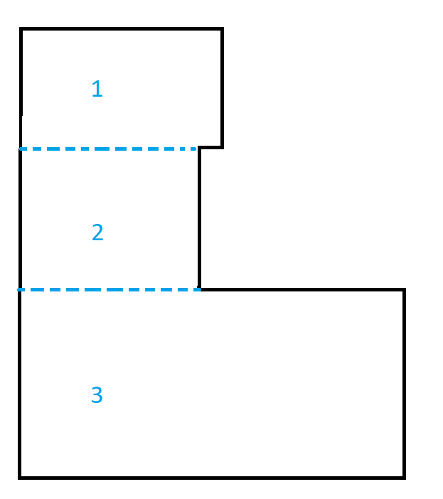 Awkward Shape Room how to Calculate BTU