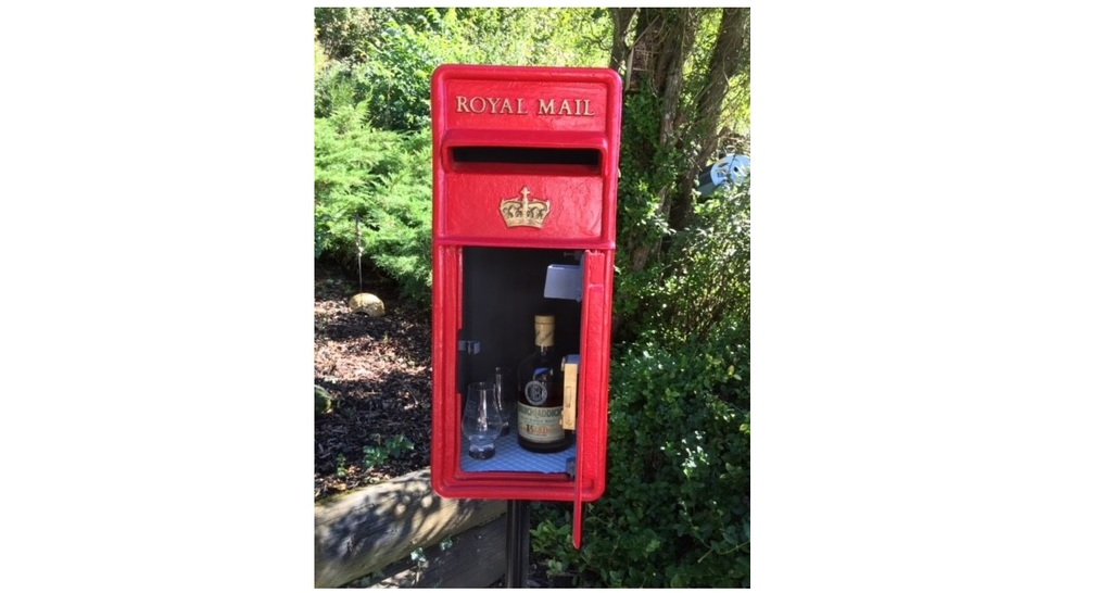Here at UKAA we have in stock a selection of original Royal Mail post boxes and pillar boxes all restored to their original condition. These iconic items can be delivered worldwide. Please visit our website for more information.