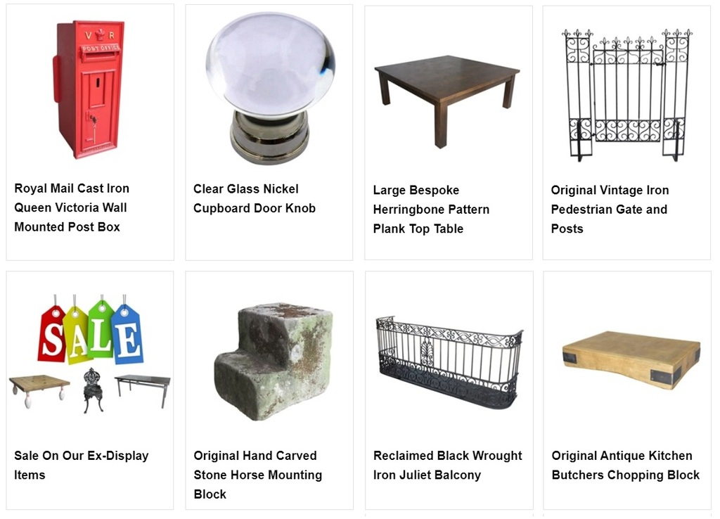 At UKAA we continually add both original and new items to our website. Vistit us today to view our latest product listing.